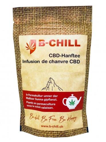 Vente de CBD Suisse : Commande ton infusion de CBD en ligne chez B-Chill !