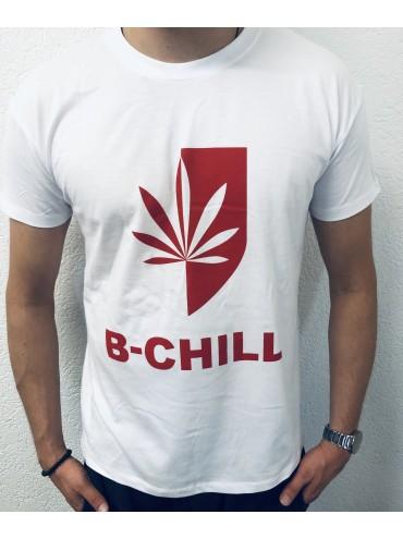 Shop de CBD en ligne: Commande ton T-Shirt B-Chill dans notre shop de CBD suisse !