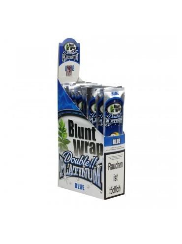 Shop de CBD en ligne: Teste le Blunt Blue Myrtille de chez B-Chill !