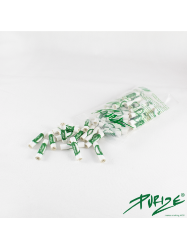 Commande tes filtres purize regular blancs dans le shop de CBD en ligne B-Chill !