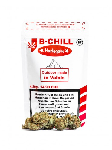 Maxi CBD Discovery Package B-Chill