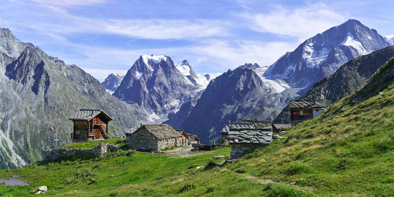 Air pur des montagnes Suisses